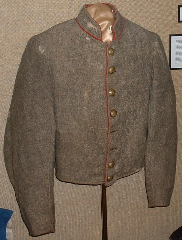 8b1e04edf496 Image 48  John Cocke Ashton s jacket exemplifies one of the most iconic  Confederate uniforms of the war  that of the Richmond Depot.