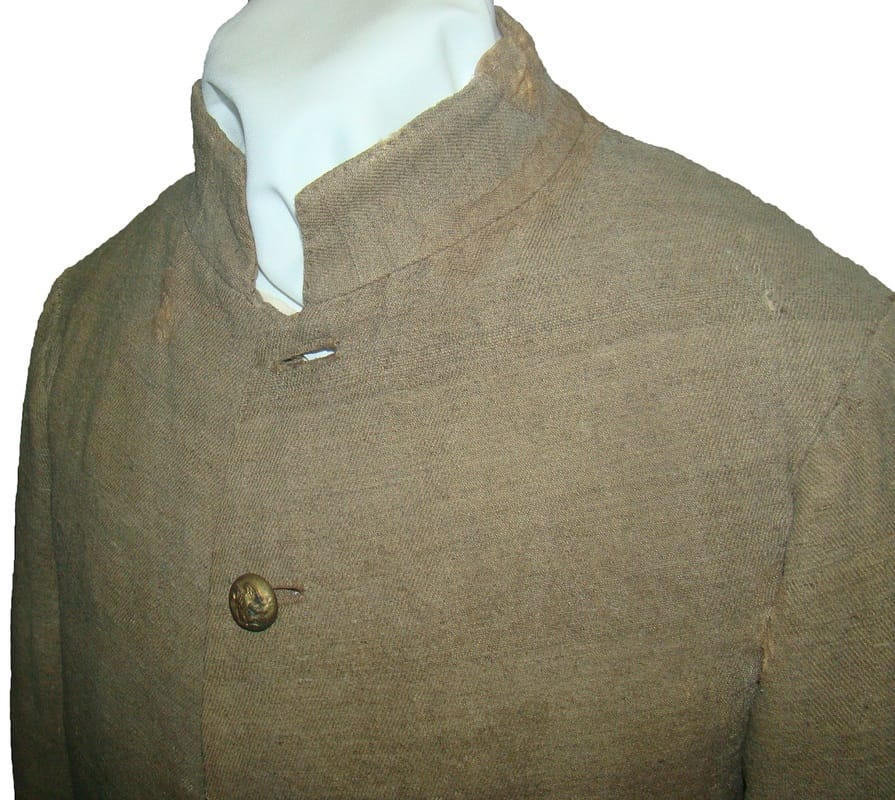The Confederate Depot Sack Coat: An Overlooked Garment