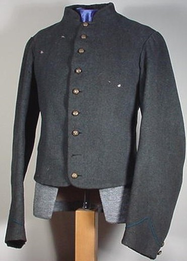 virginia army uniform a conjecture