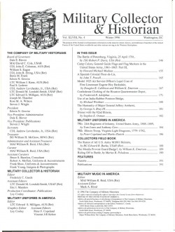 Cover Military Collector & Historian